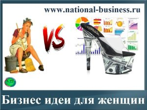 идеи женского бизнеса